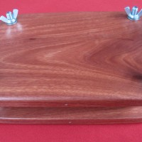 Jarrah Wooden Flower Press 250X190mm