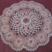 Crocheted Doily 2