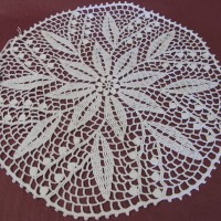Crocheted Doily 3