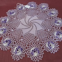 Crocheted Doily 4