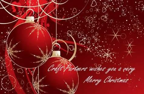 Christmas Greeting 2014