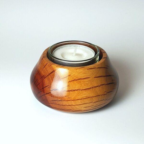 Desert Oak Tea Light
