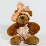 Bear dressed up