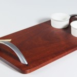 Jarrah Platter - 2 bowl
