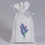 Lavender Embroidered Pot Pourri