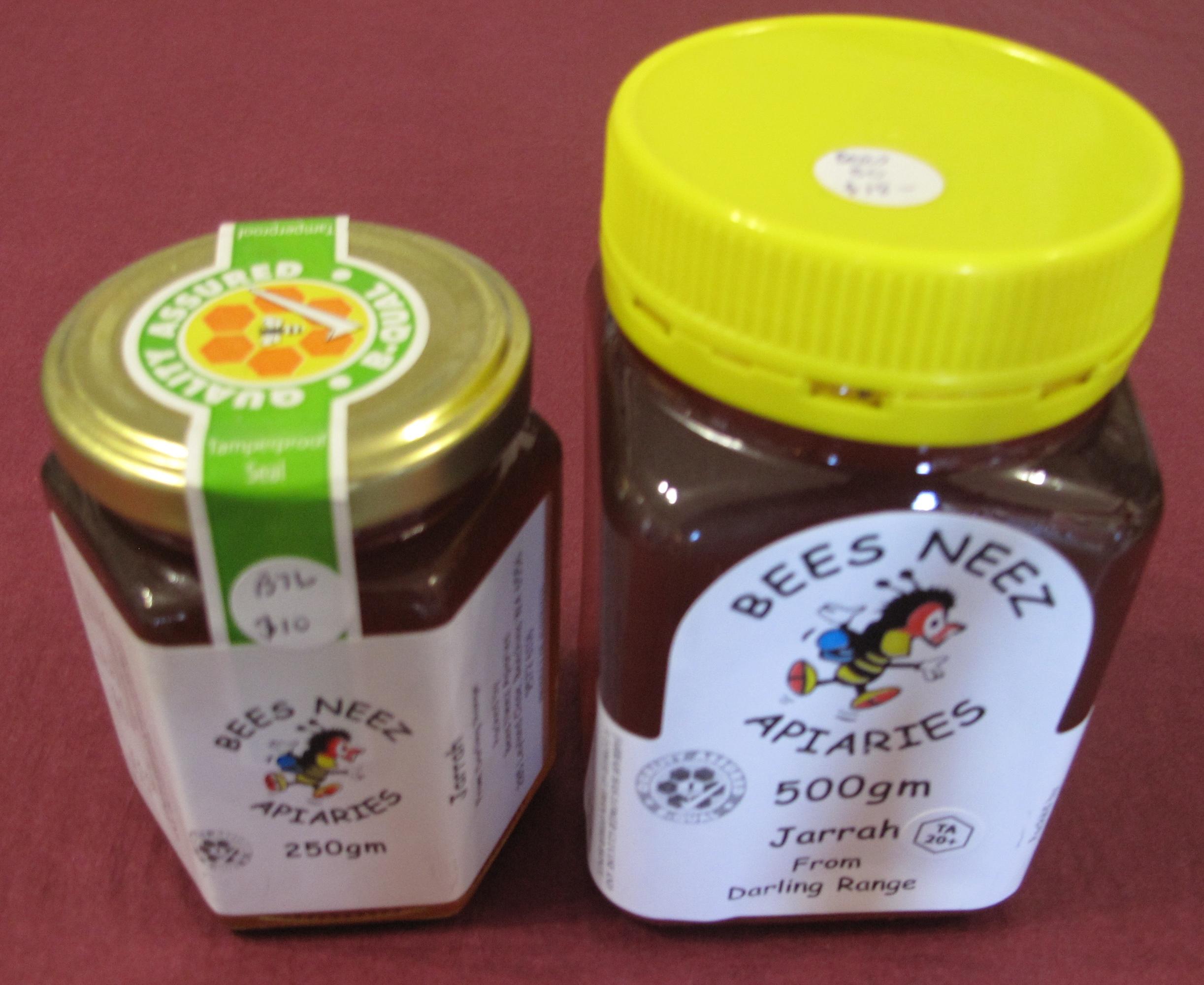 Bees Neez Honey