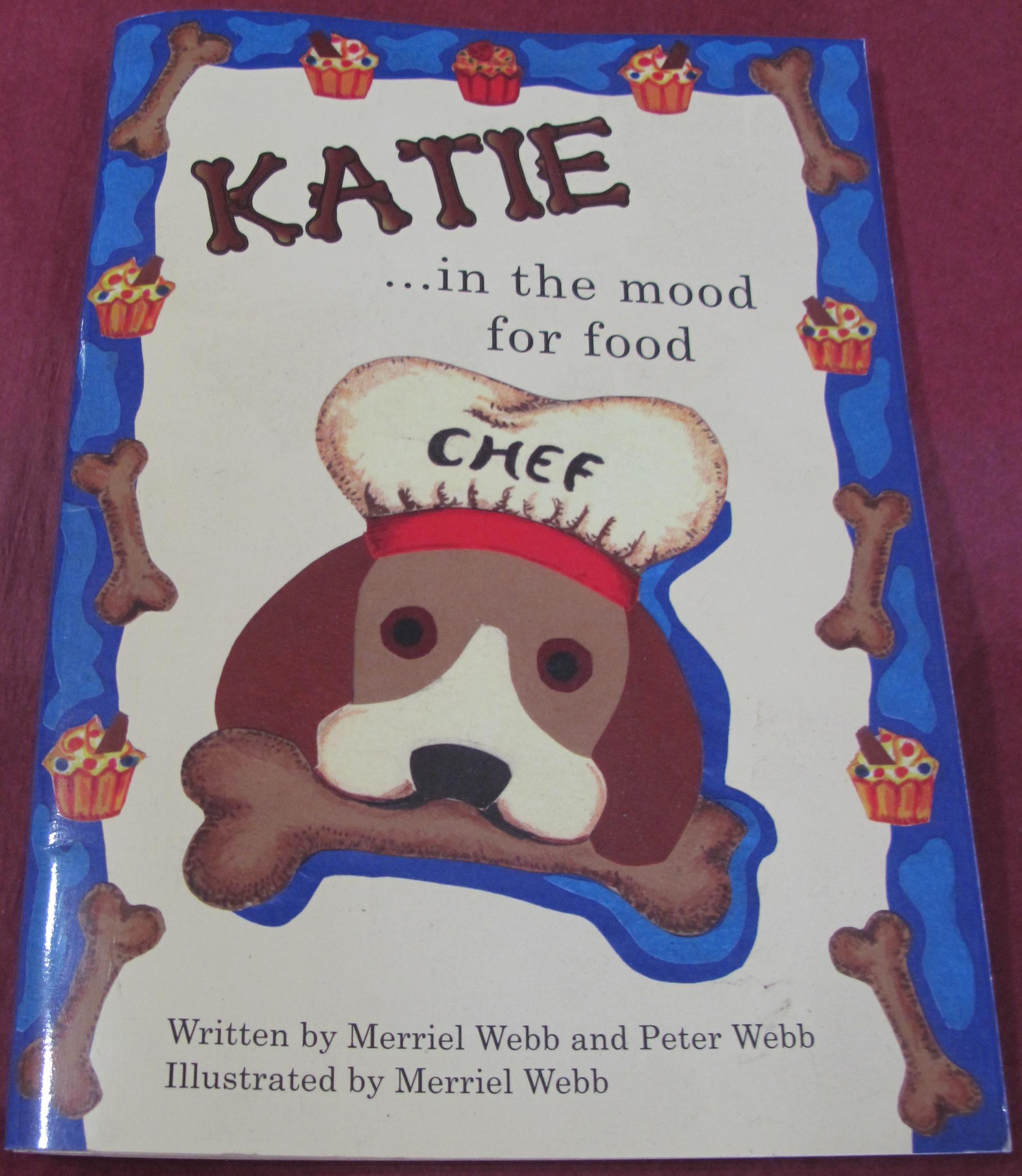 Book - Katie Chef