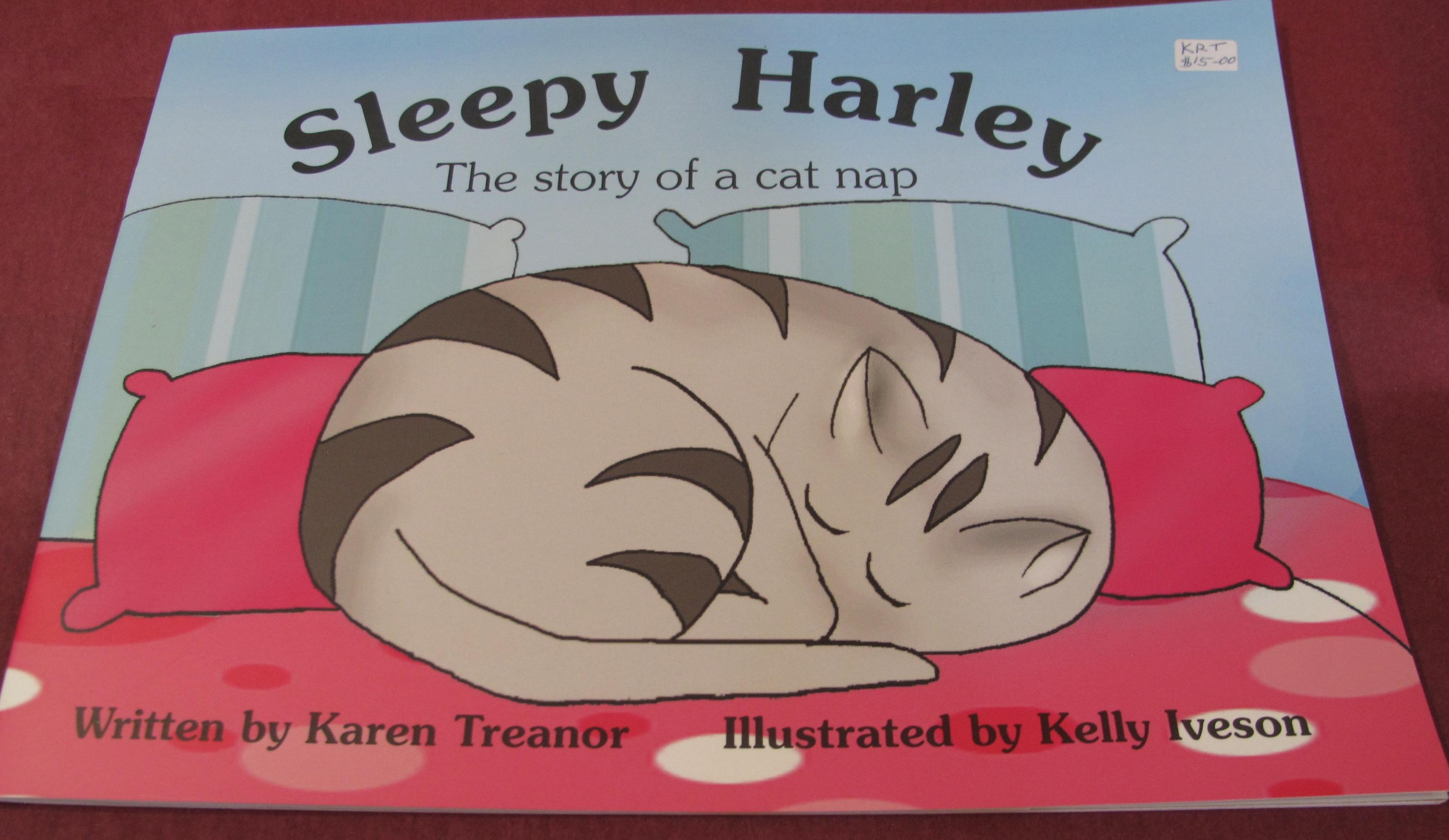 Book - Sleepy Harley