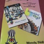 Book - Stripey Activity