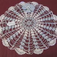 Crocheted Doily 1