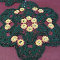 Crocheted Doily 5