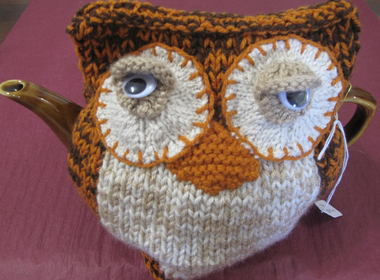 Tea Cosy - Owl