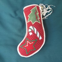 Christmas Tree Decorations - Stocking