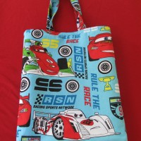 Library Bags 280 W X 350 D Cars