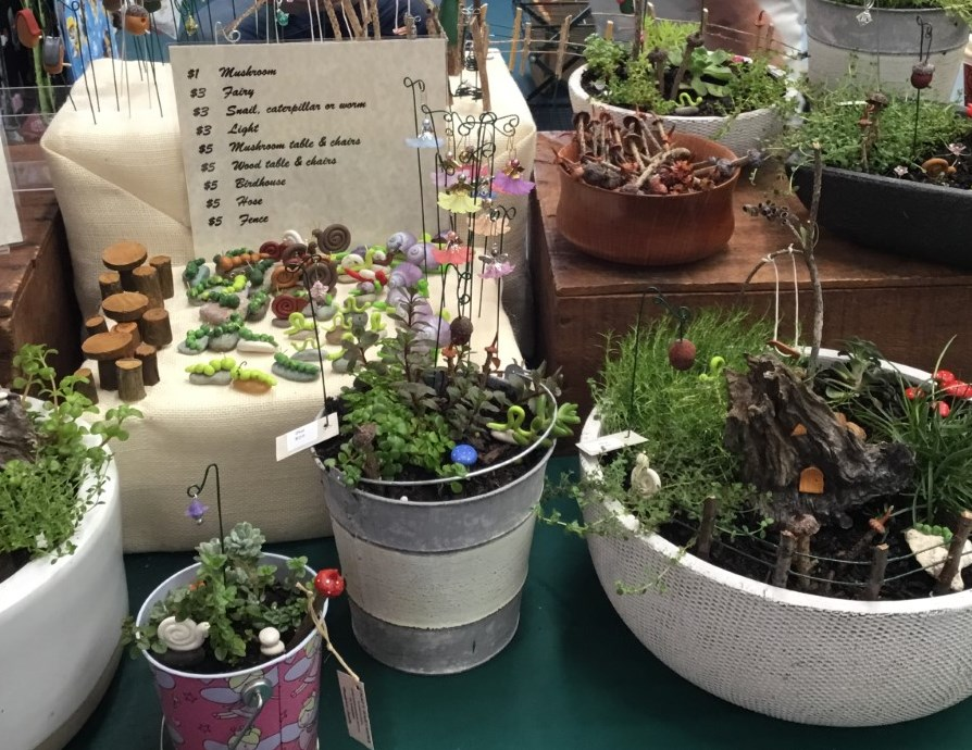 Fairy Gardens and Accessories